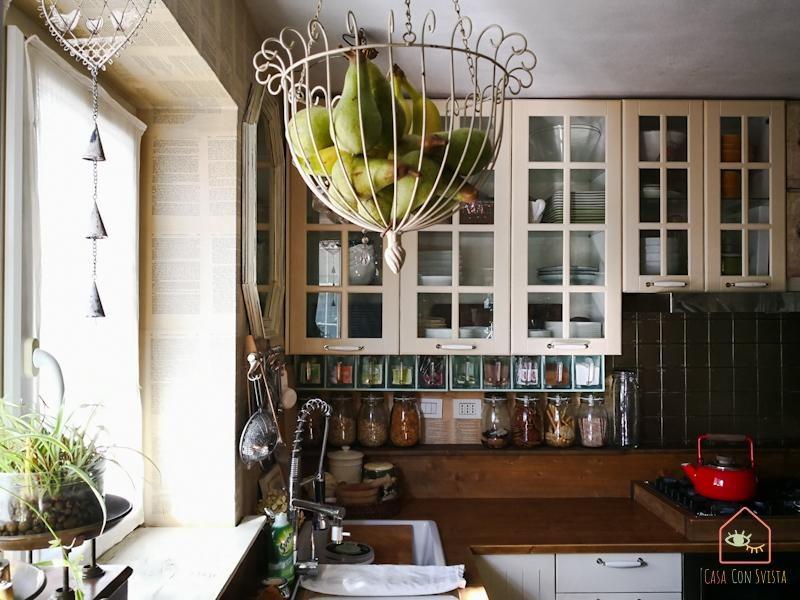 Cucina Pensili e lavello