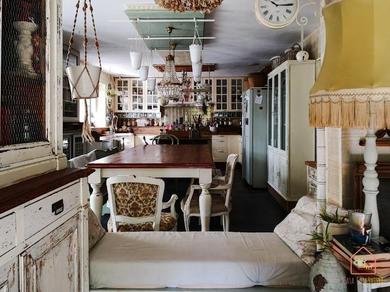 Ingresso vista Sala da Pranzo e Cucina