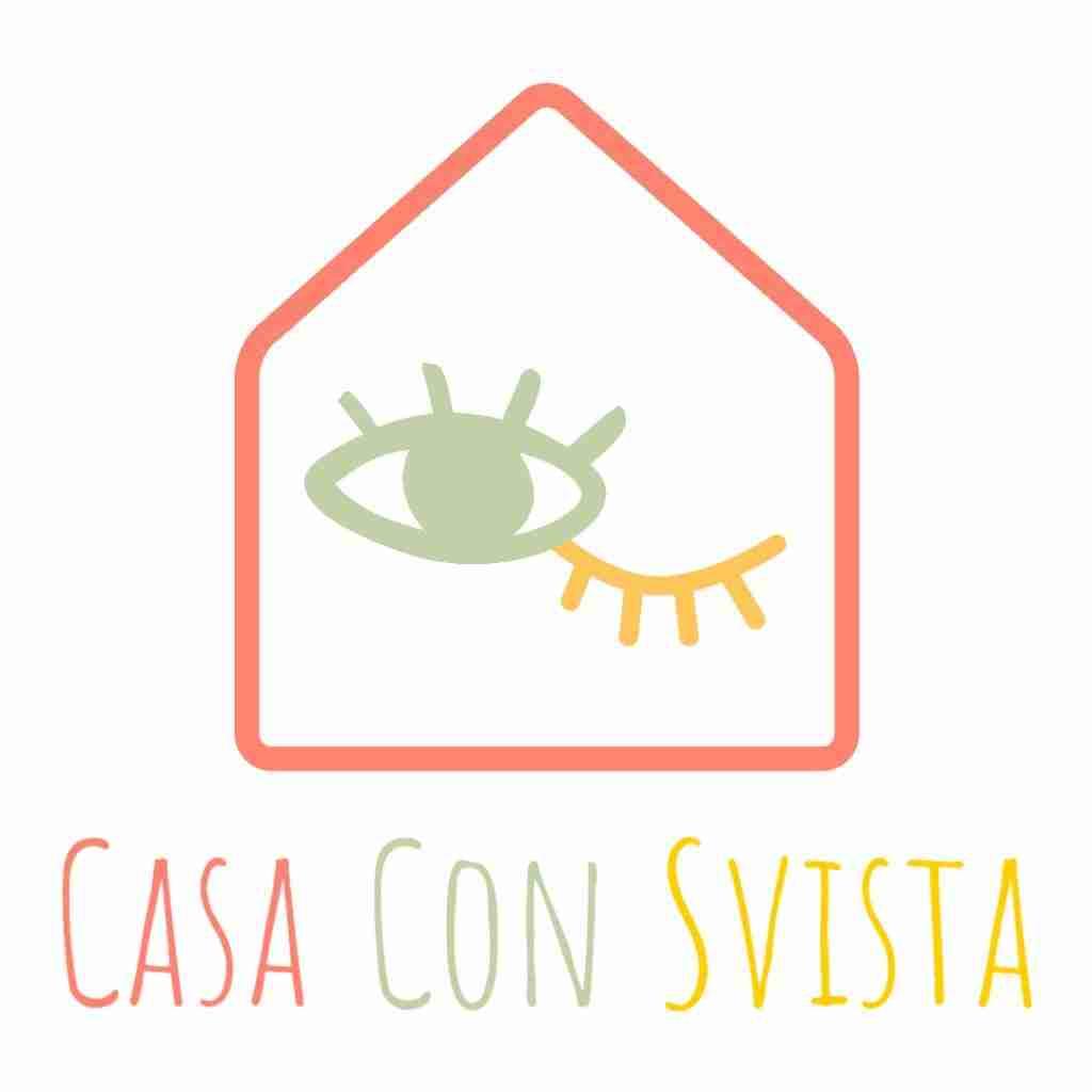 Casa con Svista logo nome