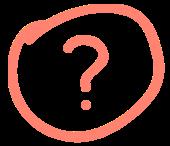 icona punto di domanda