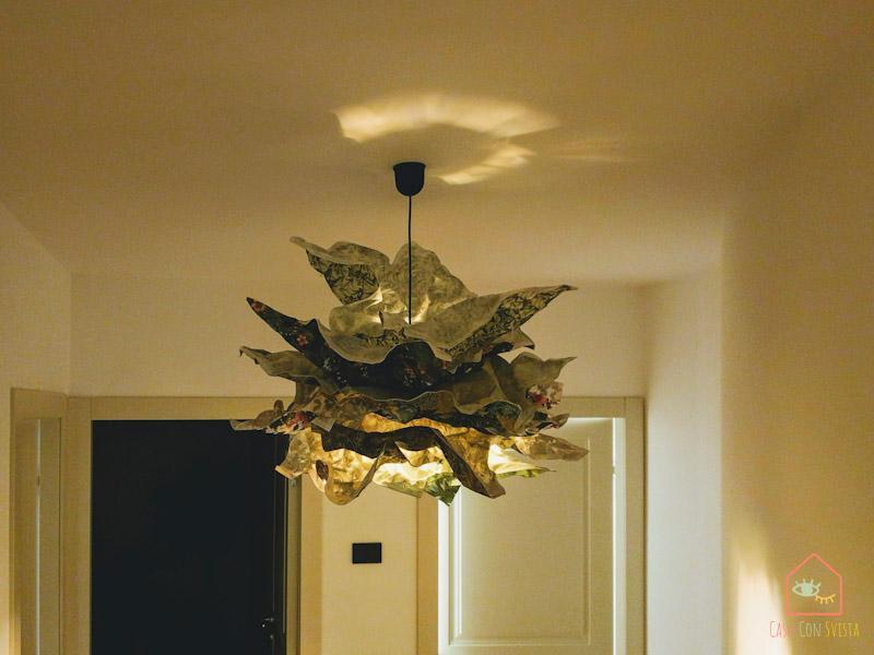 Ikea Hack Diy paper lamp new 32