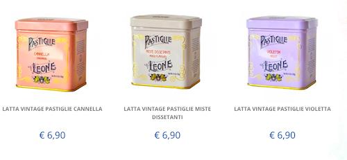 Pastiglie Leone big