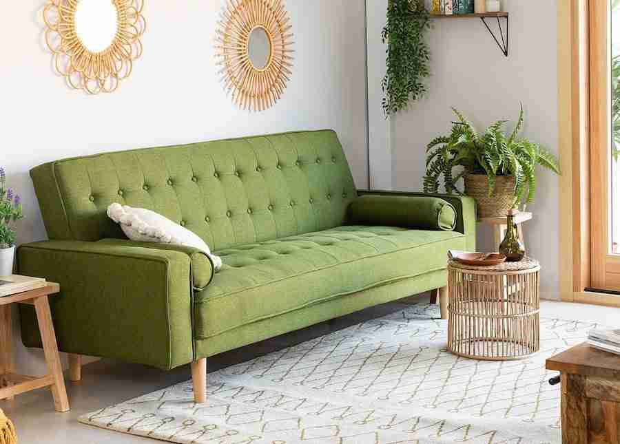 divano-letto-verde-lino-sklum