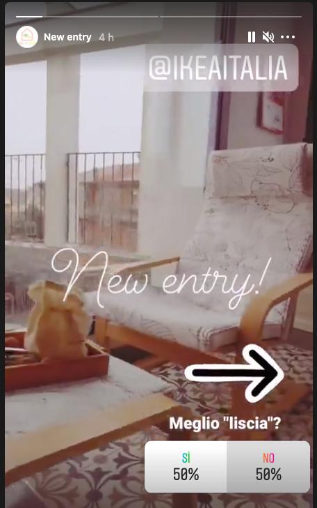 Poäng-Ikea-Instagram-stories-liscia