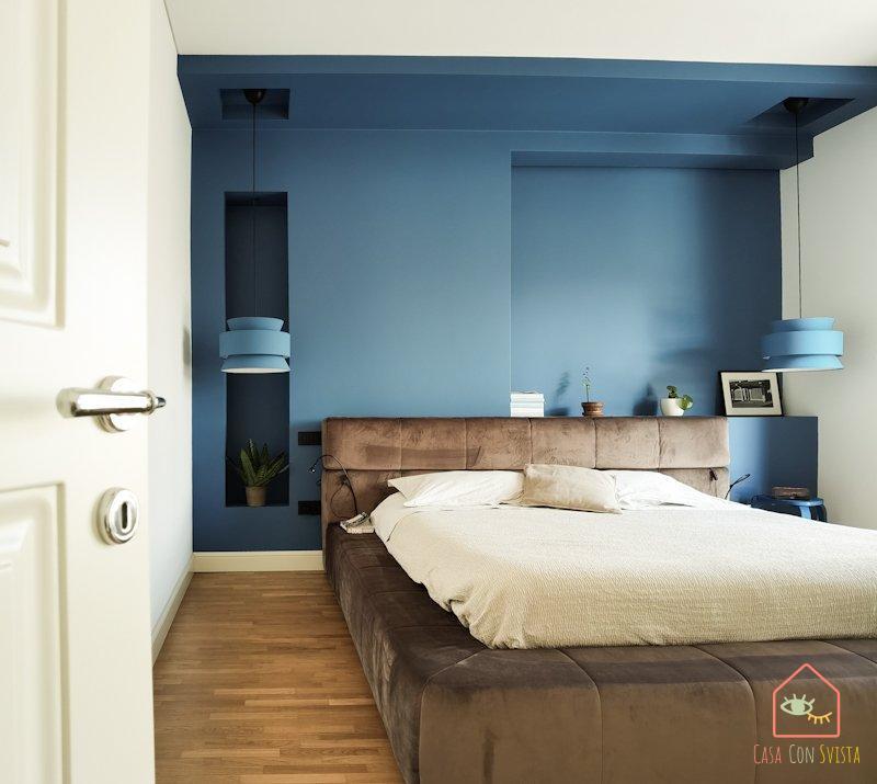 arredamento-camera-letto-parete-blu